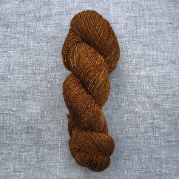 Qiviut Sock Yarn Fall Leaves