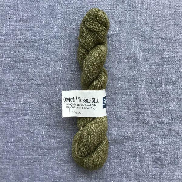 50/50 Moss