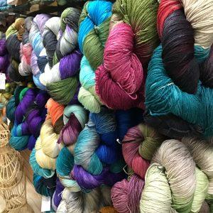 Alaskan Dyed Yarn - Marvelous Merino
