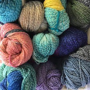 Alaskan Dyed Yarn - Twisted