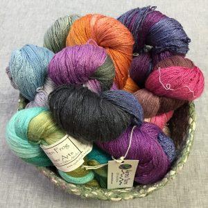Alaskan Dyed Yarn - Elegante